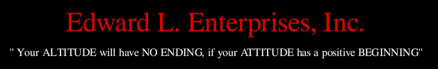 Edward L. Enterprises, Inc.
